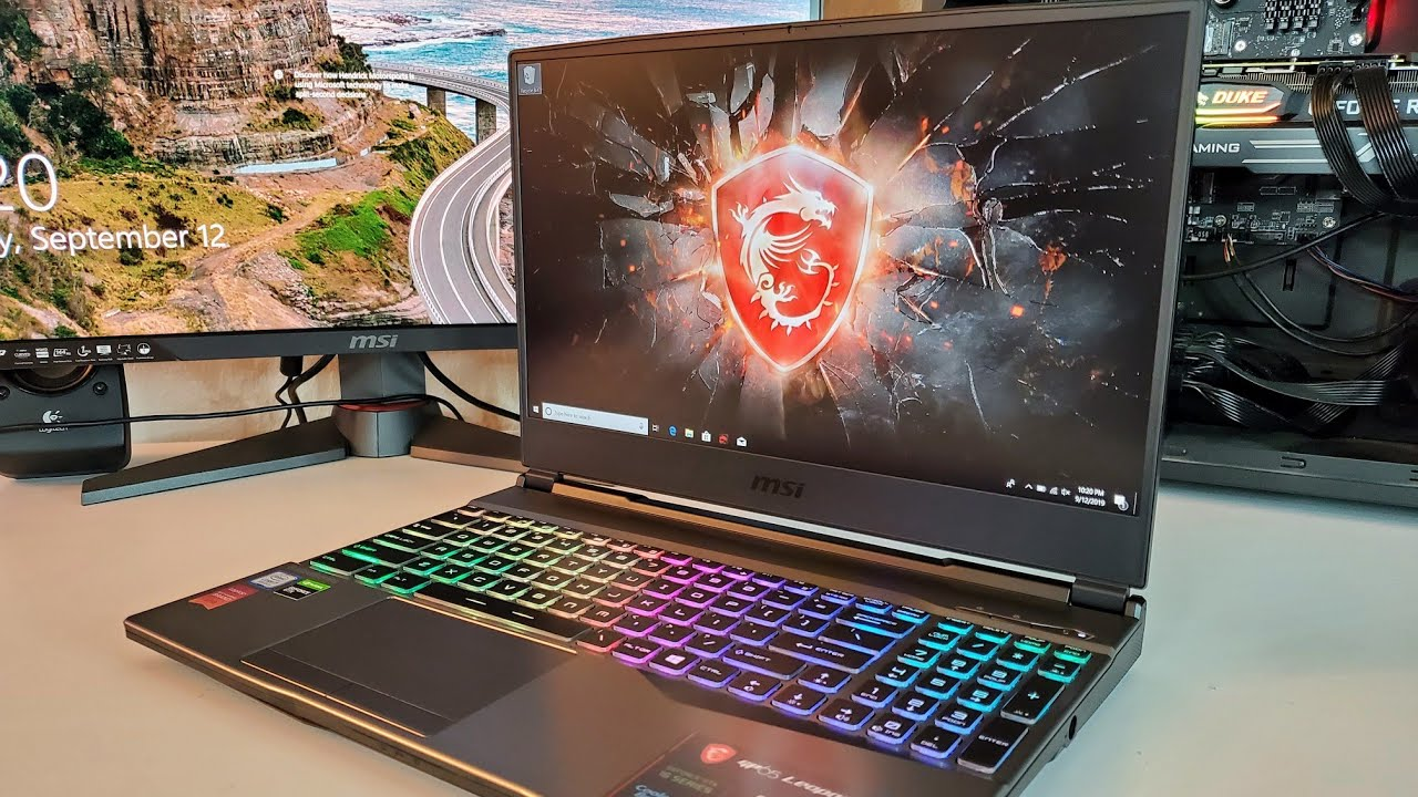 MSI GP65 Leopard RTX Gaming Laptop Full Review!!! ????????????