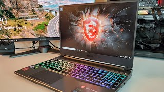 MSI GP65 Leopard RTX Gaming Laptop Full Review!!!