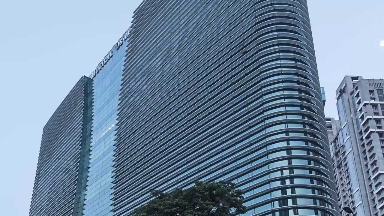 video of motilal oswal tower  mumbai