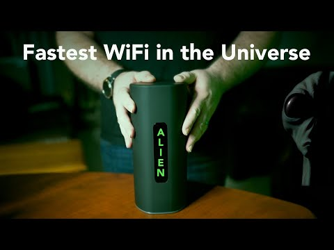 AmpliFi Alien WiFi 6 Router - In Depth Review And Test. Fastest Router Available.