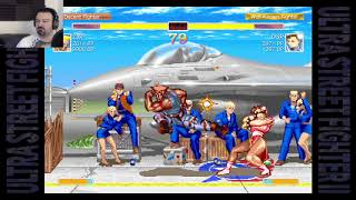 Ultra Street Fighter 2 MP: Aug. 20, 2017 pt8 - Chun-Li vs. Guile