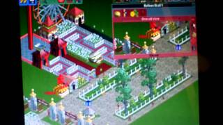 Roller Coaster Tycoon 2 Triple Thrill Pack Let