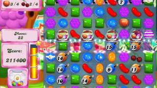 Candy Crush Level 962 Three Stars
