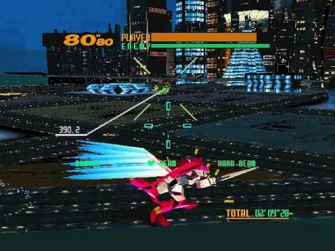 [Análise Retro Game] - Cyber Troopers Virtual-On - Sega Saturn/PC/PS2/PS3 Hqdefault