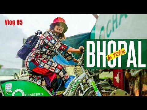 Bhopal City Tour in 12hrs | Bhopal Tour Guide | Bhopal Tour Plan | Raju Tea Stall | MP Vlog 05