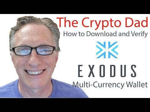 How To Download & Cryptographically Verify The Exodus Bitcoin Wallet