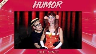 Blue Space Oficial - Valenttino Drag e Stefany Di Bourbon - 24.03.18