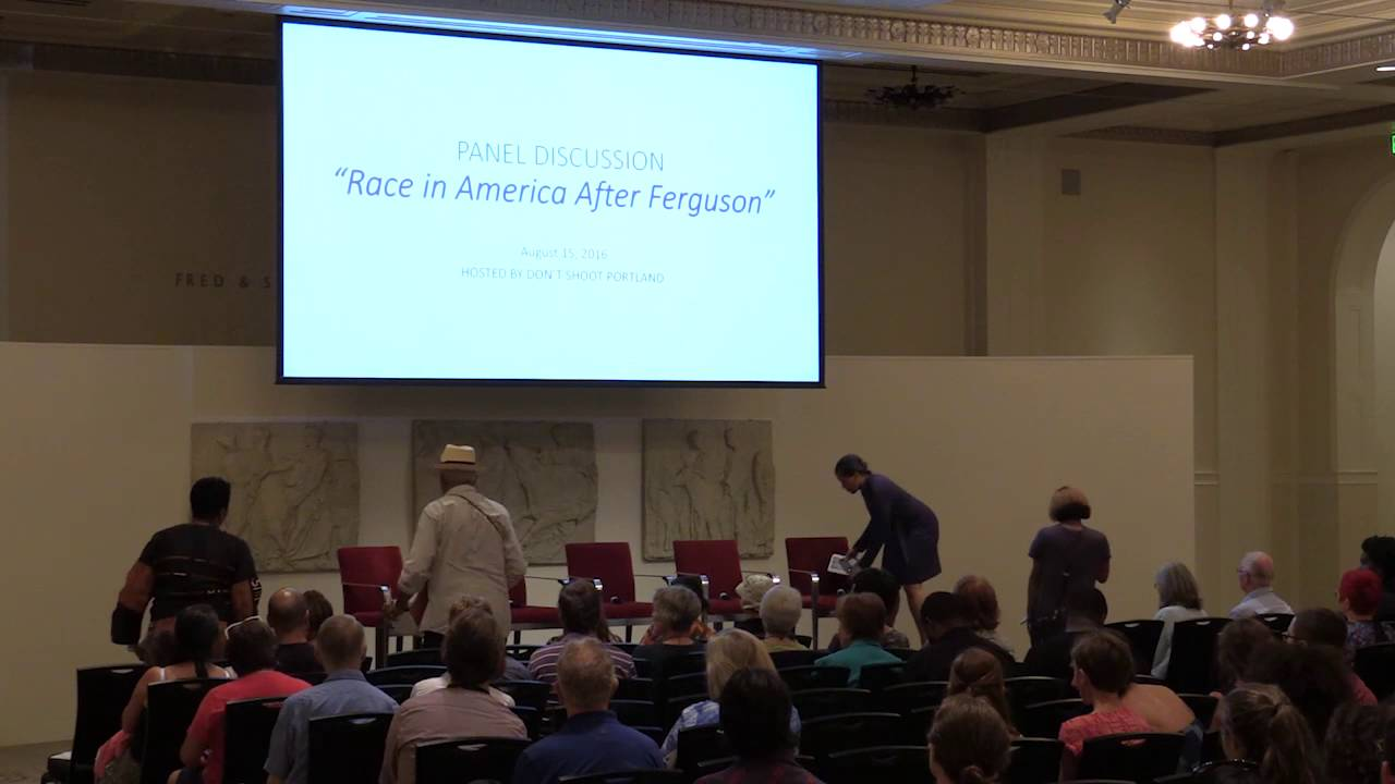 Lecture: Race in America after Ferguson - YouTube
