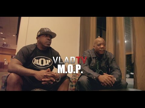 M.O.P. Recall Hype Williams Being Shook While Directing Video