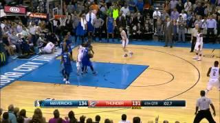 [HD] Dallas Mavericks vs Oklahoma City Thunder   Full Highlights   April 1, 2015   NBA