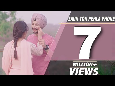 Saun Ton Pehla Phone | Navjeet | Jaymeet | Bunny Singh | Latest Punjabi Songs 2018 | New Songs 2018