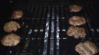 Venison Burger Easy Recipe On The Grill Onion Mix Mustard And Worcestershire Sauce