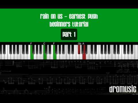 How to play Rain On Us Earnest Pugh (Part 1)Piano Tutorial