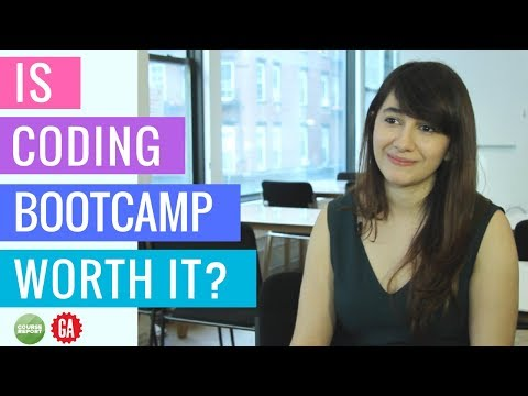 Is Coding Bootcamp Worth It: General Assembly Grad Ileana