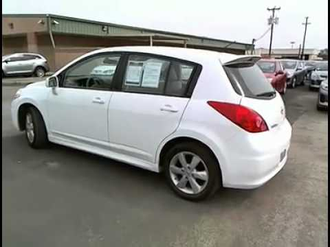 2011 Nissan Versa Hatchback San Antonio Tx 507440a Youtube