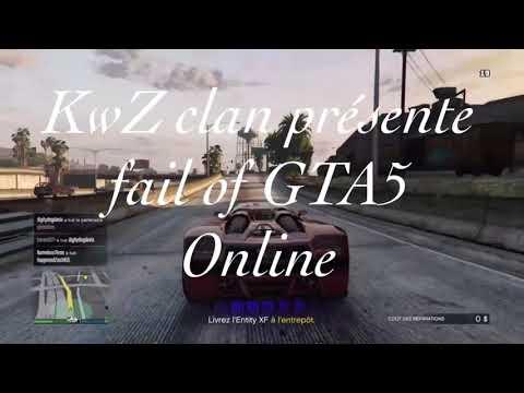 Gta 5 online compilations fails et wins // montage by titeuf 18