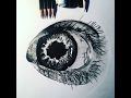 Drawing an Eye-Step by Step arts