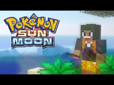 Pokémon Sun And Moon - ENTER HAU! Minecraft Roleplay - Ep.2