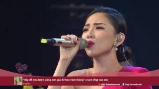 Tóc Tiên - Em Không Là Duy Nhất (Live)