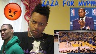 San Antonio Spurs vs Golden State Warriors Full Highlights Game 1 Reaction