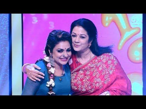 Onnum Onnum Moonu Season 2 I Ep 48 -With Shanthi Krishna I Mazhavil Manorama