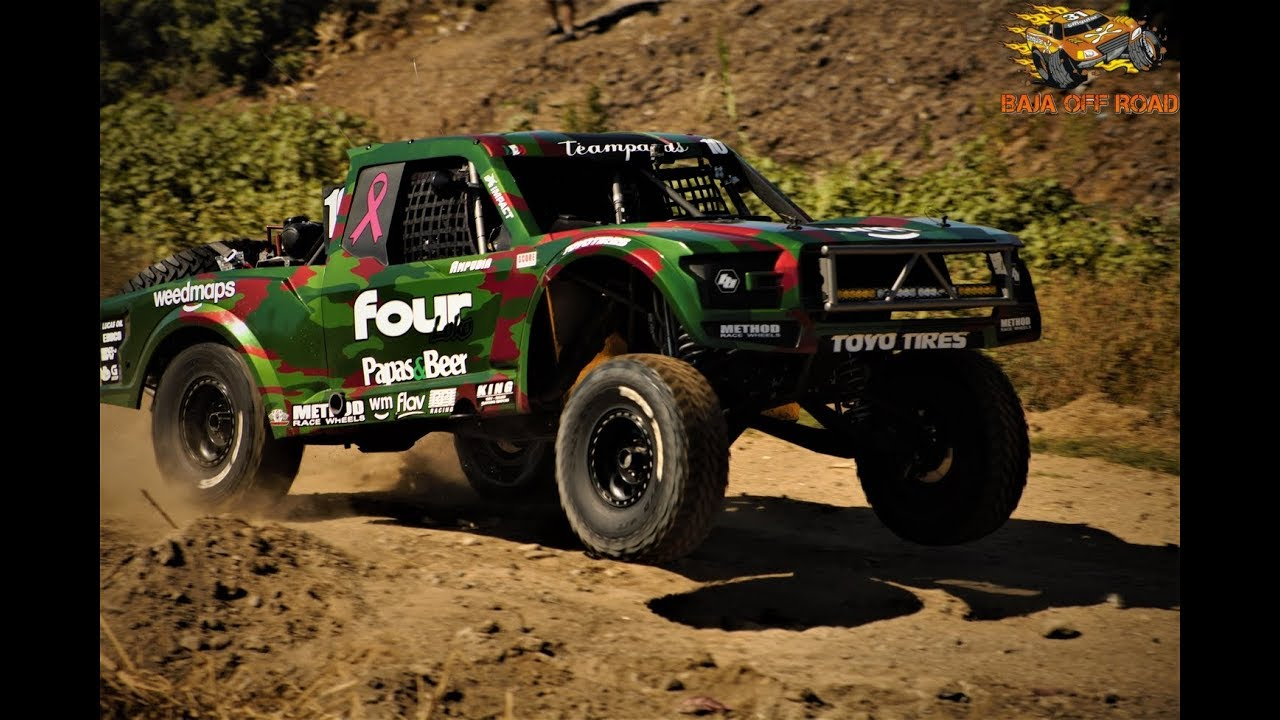 Baja 400 2019 Trophy Trucks