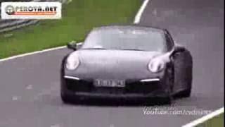 видео Обновлённый купе-кабриолет Porsche 911 Carrera GTS
