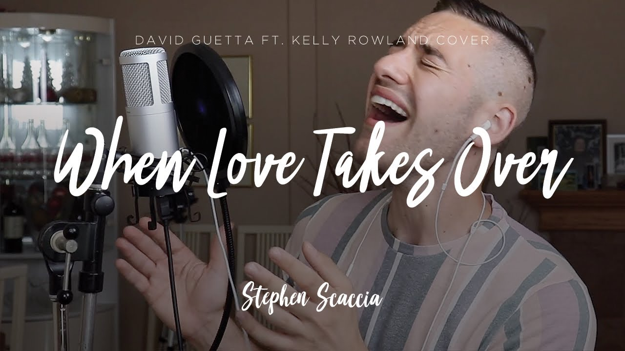 Download When Love Takes Over - David Guetta feat. Kelly Rowland (cover by Stephen Scaccia)