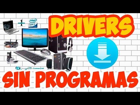 Cómo instalar controladores de CD y DVD en Windows XP (En ...
