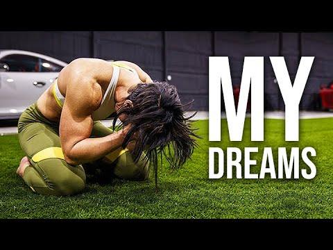 MY DREAMS 🍑 Female Fitness Motivation 2021