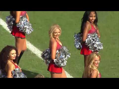 Natalie Chernow Choreography Tampa Bay Buccaneers Cheerleaders