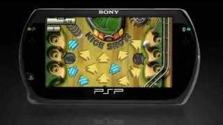 Pinball Heroes (PSP) Trailer
