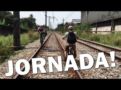 JORNADA NO CENTRO DO RIO - DIA INTENSO #14