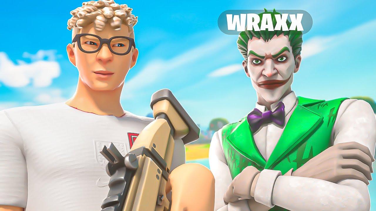 Download Zahrál jsem si s Wraxxem a takhle to dopadlo... 😱