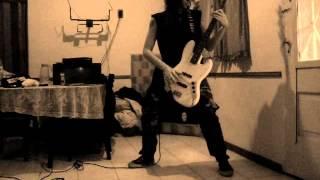 Kreator - Violent Revolution - Bass Cover