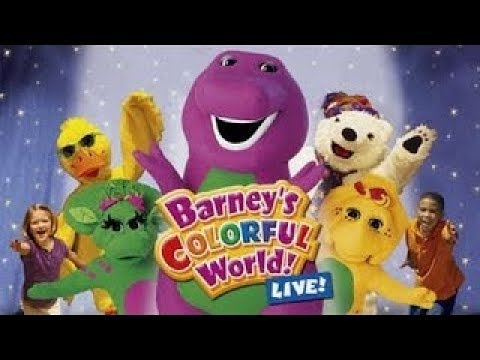 Barney: Barney`s Colorful World: Live
