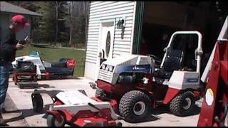 An 8hr Day with Mike Siler -  A Lover of Ventrac Thumbnail