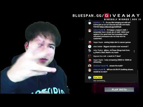Blue Span Immortal Dota 2 ROAD TO TOP 500