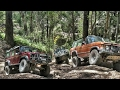Land Rover vs Toyota vs Nissan @ Baal Bone Gap Ben Bullen