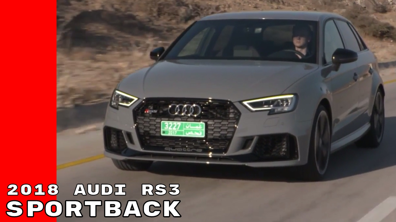 2018 audi rs3 sportback test drive interior walk around. Black Bedroom Furniture Sets. Home Design Ideas