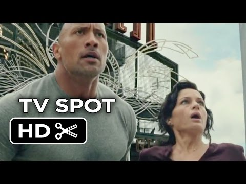 San Andreas TV SPOT - Warn People (2015) - Dwayne Johnson, Carla Gugino Movie HD