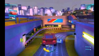 Cars 2 The Video Game Gameplay (Vista Run)