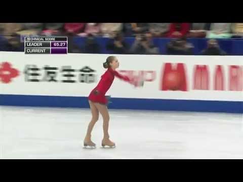 Julia Liptnitskaia - 2014 World Figure Skating Championships - Free skating