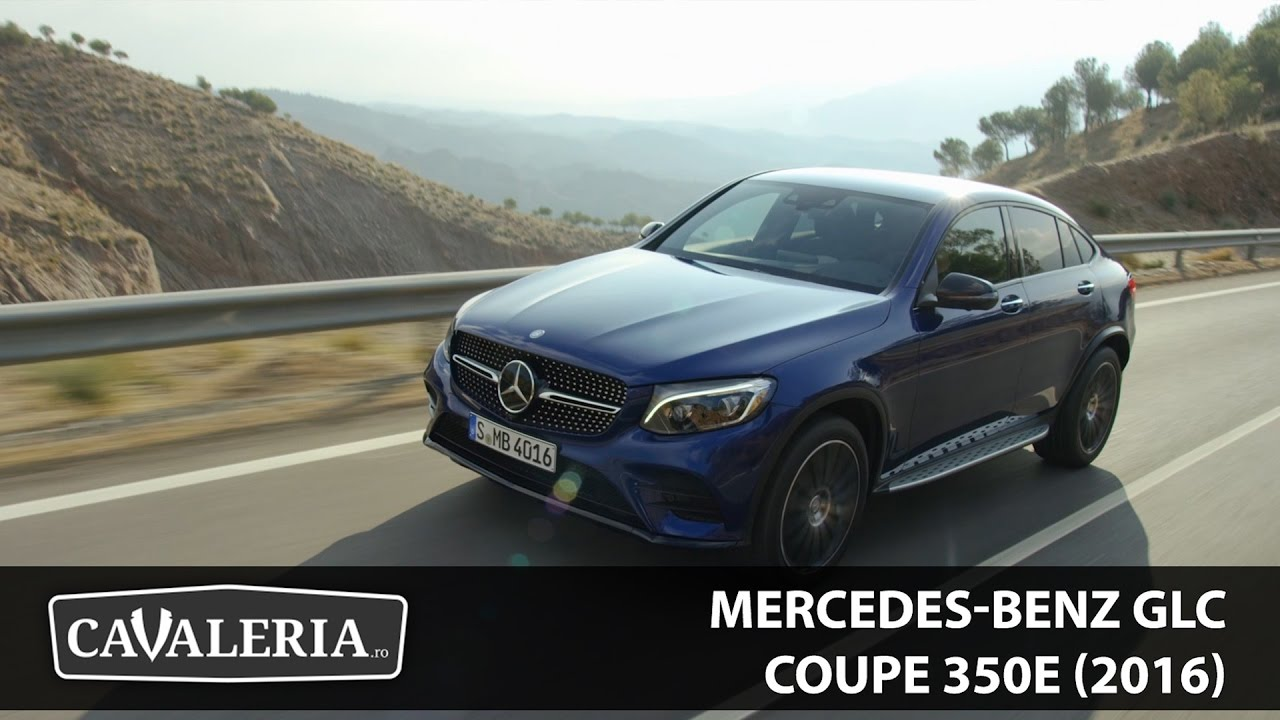 mercedes benz glc 350 e 4matic coupe plug in hybrid 2016 partea 2 2 youtube. Black Bedroom Furniture Sets. Home Design Ideas