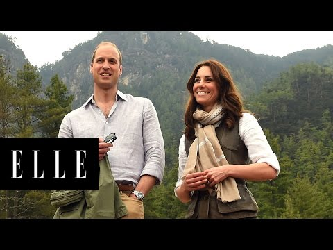 Everything Kate Middleton Did On The India Royal Tour | ELLE