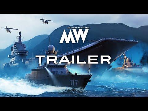 MODERN WARSHIPS: 온라인 해전 홍보영상 :: 게볼루션