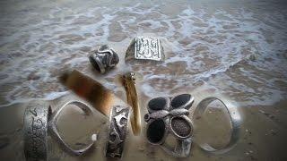 Пляжный поиск   254 сигнала за 4 часа(Пляжный поиск не всегда похож на легкую прогулку. Если попадается пляжный