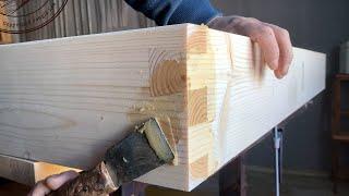 [Woodworking] Making A  Doveta…
