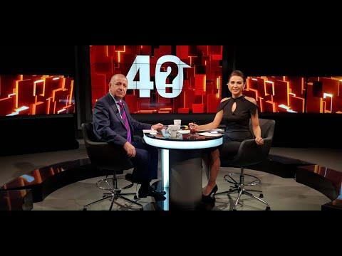 Prof. Dr. Ümit Özdağ, Haber Global TV'de yayınlanan Julide Ateş ile 40 Programına Konuk Oldu