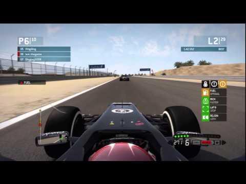 F1 2013 | RD Saturday Night League - Season 3 | R3: Bahrain Grand Prix
